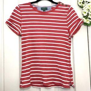 Lauren Jeans Co.Ralph Lauren women blouse petite
